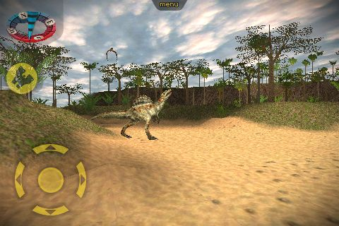Free iPhone game: Carnivores: Dinosaur Hunter