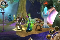 Greed and insider trading: One player's story from Order & Chaos Online