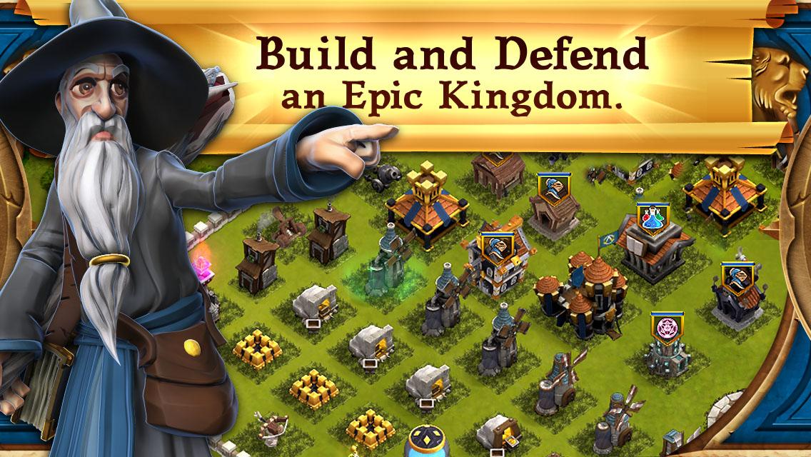 Spacetime mashes up Arcane Legends and Battle Command for Arcane Battlegrounds