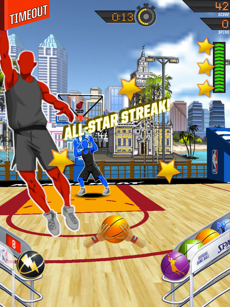 Sponsored Feature: Ogmento on how NBA: King of the Court 2 brings virtual basketball to real-world courts