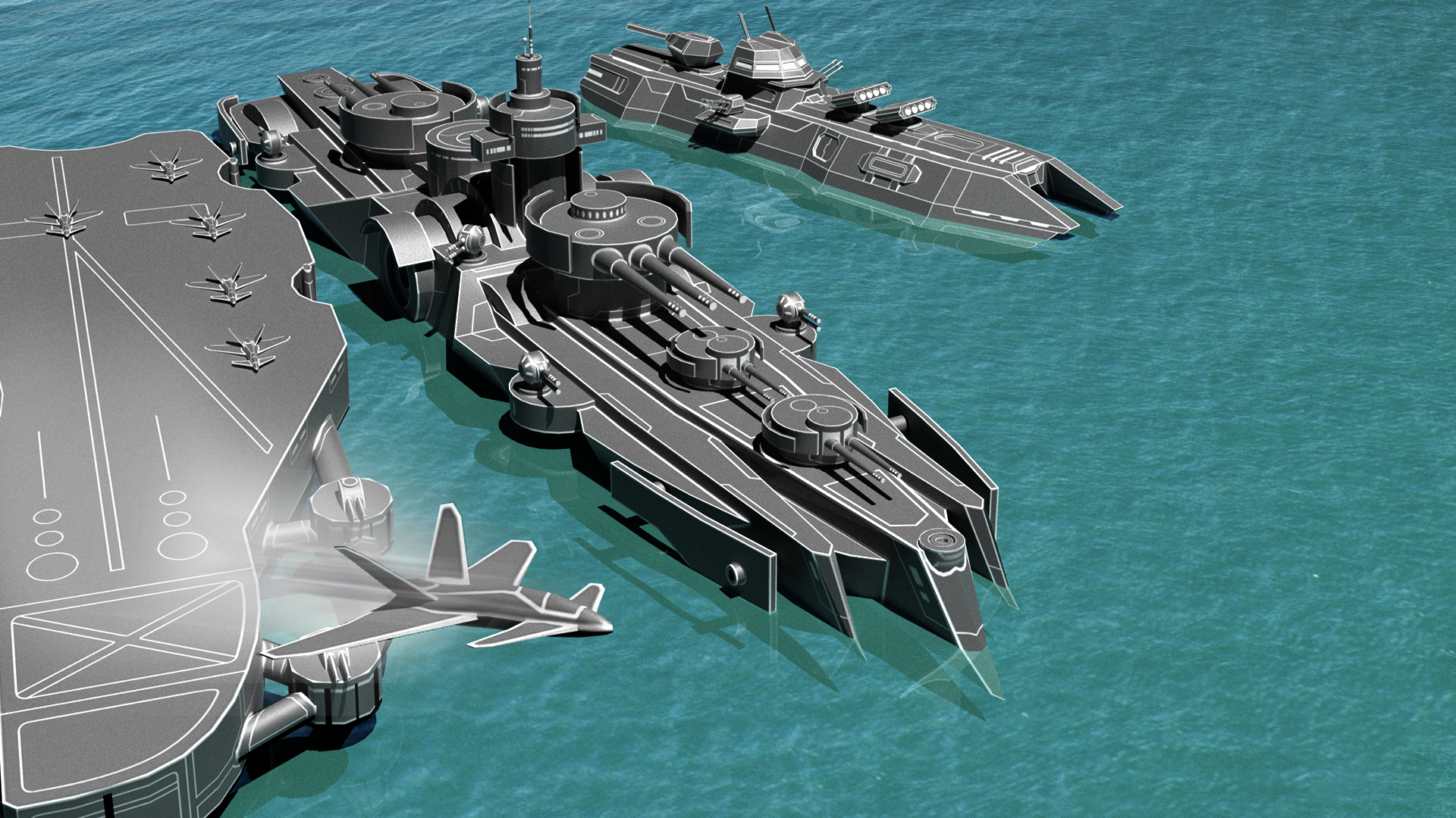 We talk to Smuttlewerk about what distinguishes Fleet Battle from other Battleship style games