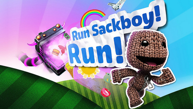 Run Sackboy! Run! sprints from mobile to PS Vita tomorrow, will be free to download