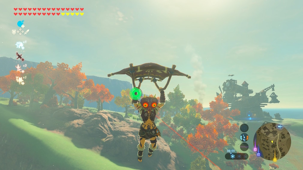 200 hours later, The Legend of Zelda: Breath of the Wild is still amazing