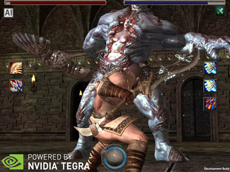 Codex: The Warrior could be the first Tegra 4-powered game to hit Android