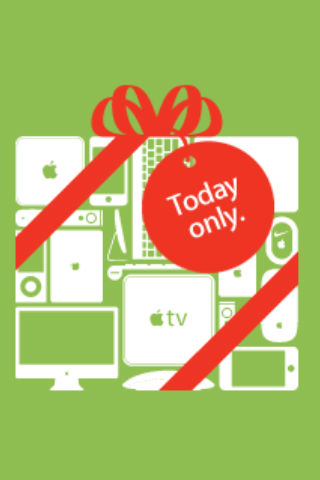 Apple launches its one day Black Friday sale