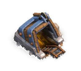 Gold Mine - Clash of Clans building breakdown
