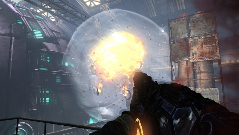 Resistance: Burning Skies brings the Chimera to PS Vita on May 29th