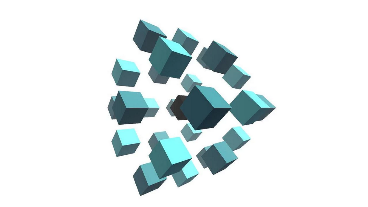 Mysterious Ad Cube appears on Google Play, promising a reward for watching loads of adverts