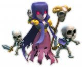 Witch - soldier stats and troop tactics in Clash of Clans