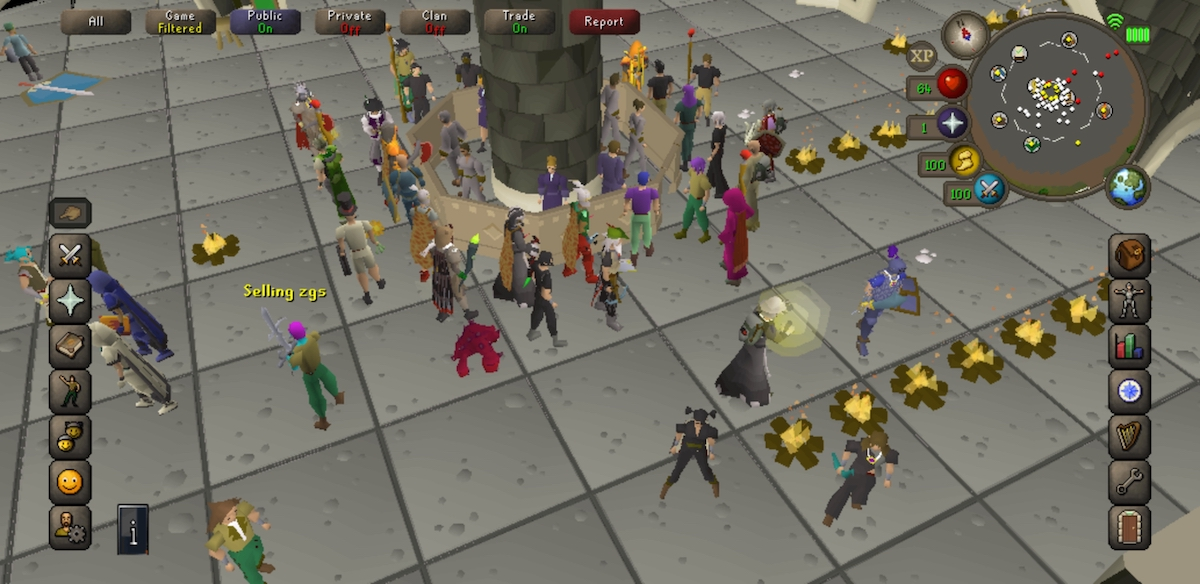 Here's everything you need to know about Old School RuneScape Mobile