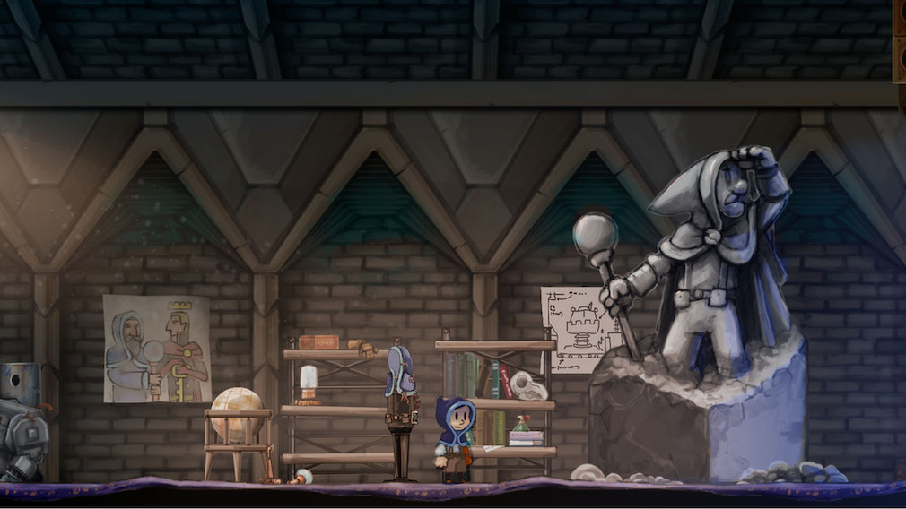 We want to know what YOU thought about Teslagrad for iOS and Android