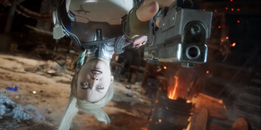 What's up with Cassie Cage's Mortal Kombat 11 reveal video?