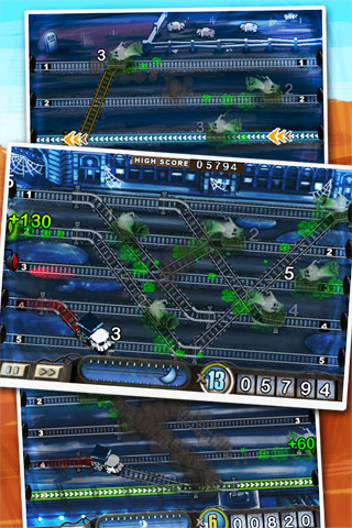 Free iOS game: Train Conductor