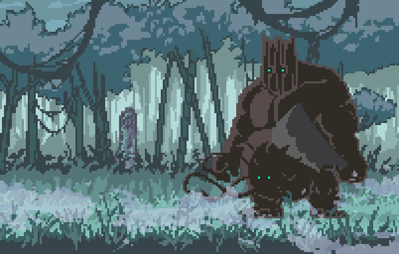 Unbroken has dark castles, He-Man imagery, and a deep tap-only combat system