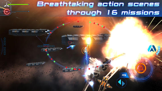 Out at midnight: Beyond Space is a space shooter... and that's about all I have to say on the matter