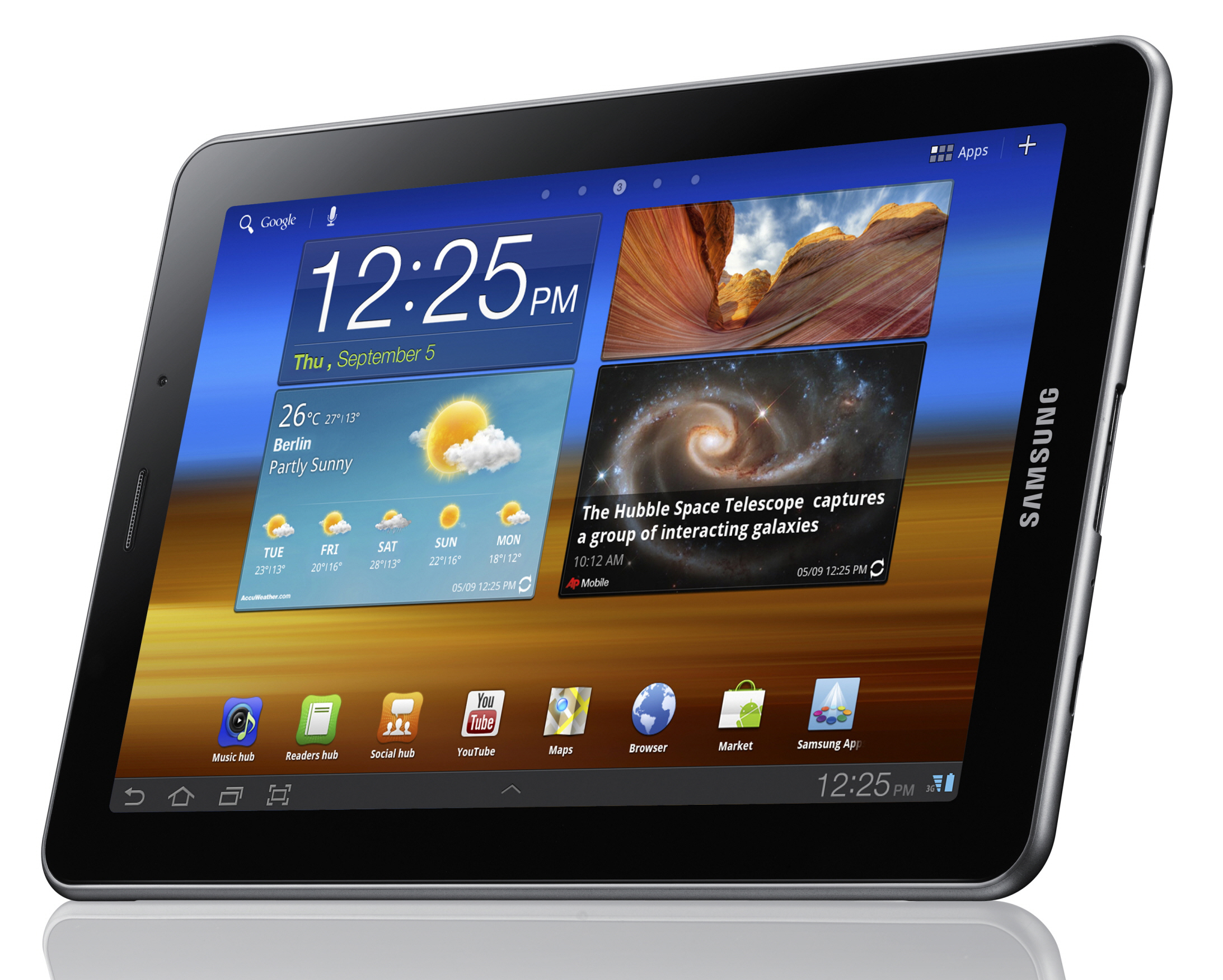 Samsung pulls Galaxy Tab 7.7 from IFA show