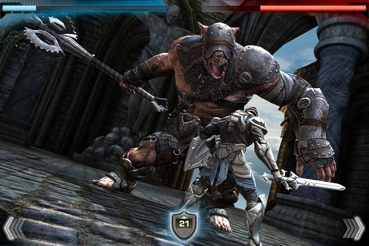 "infinity-blade_1 ""Project Sword"" da EPIC GAMES se chamará ""Infinity Blade"""