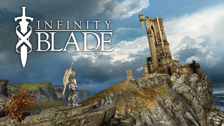 "infinity-blade_4 ""Project Sword"" da EPIC GAMES se chamará ""Infinity Blade"""