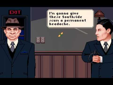 Classic Amiga point-and-click game The King of Chicago is out now for iOS and Android