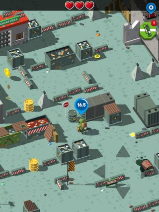 Bomb Hunters review - A smart arcade experience that's a real blast