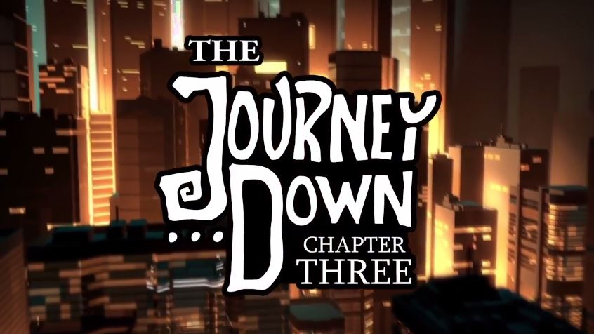 The point and click adventure The Journey Down: Chapter Three launches on Steam and iOS September 21st