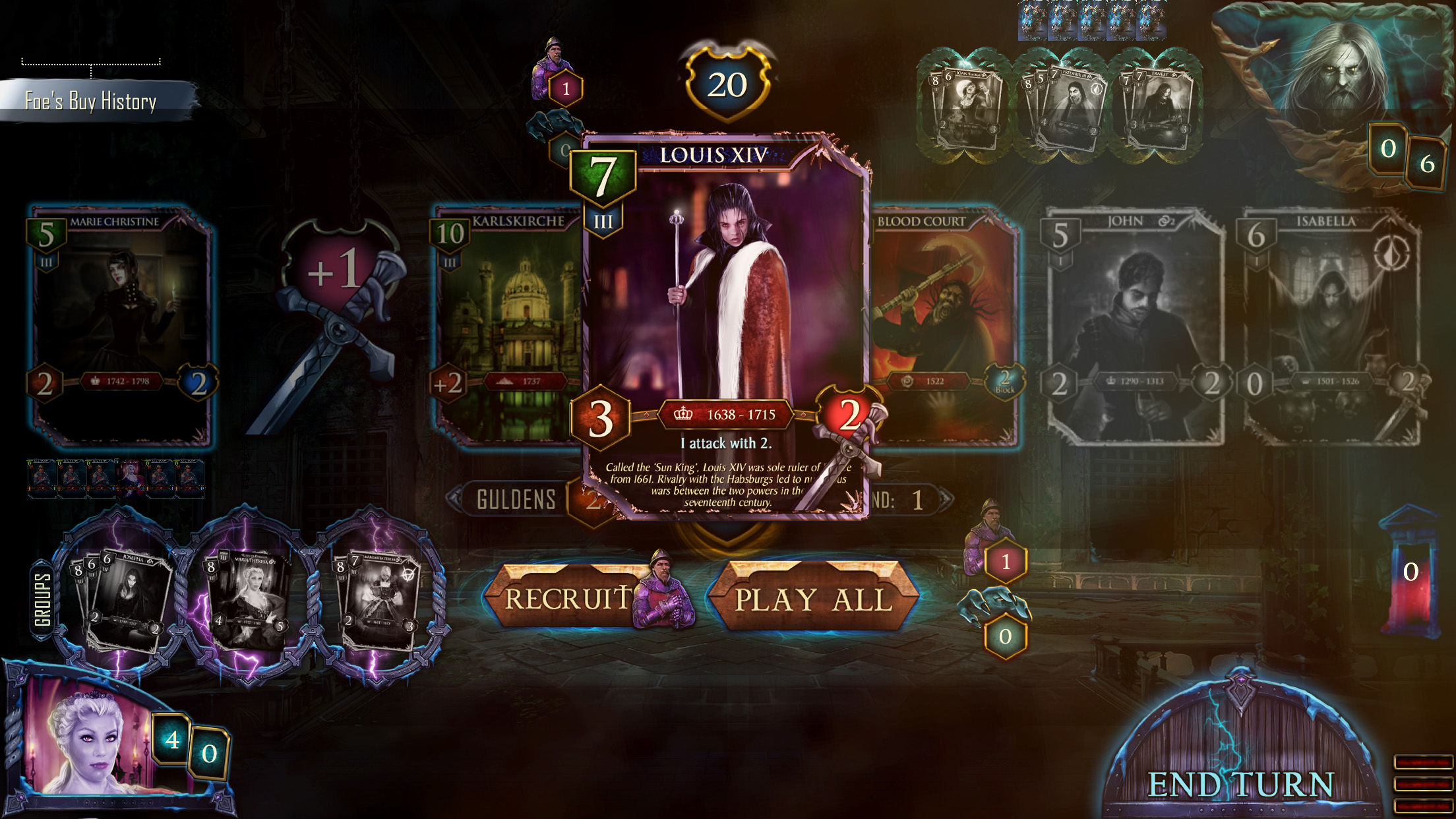 VEmpire - The Kings of Darkness might be worth another look at its current low price