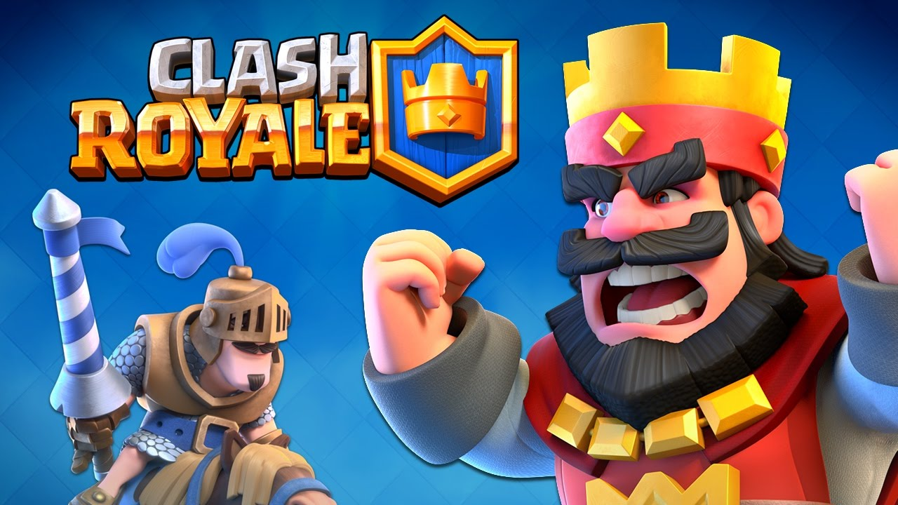 Why Clash Royale is the mobile mini-MOBA for me