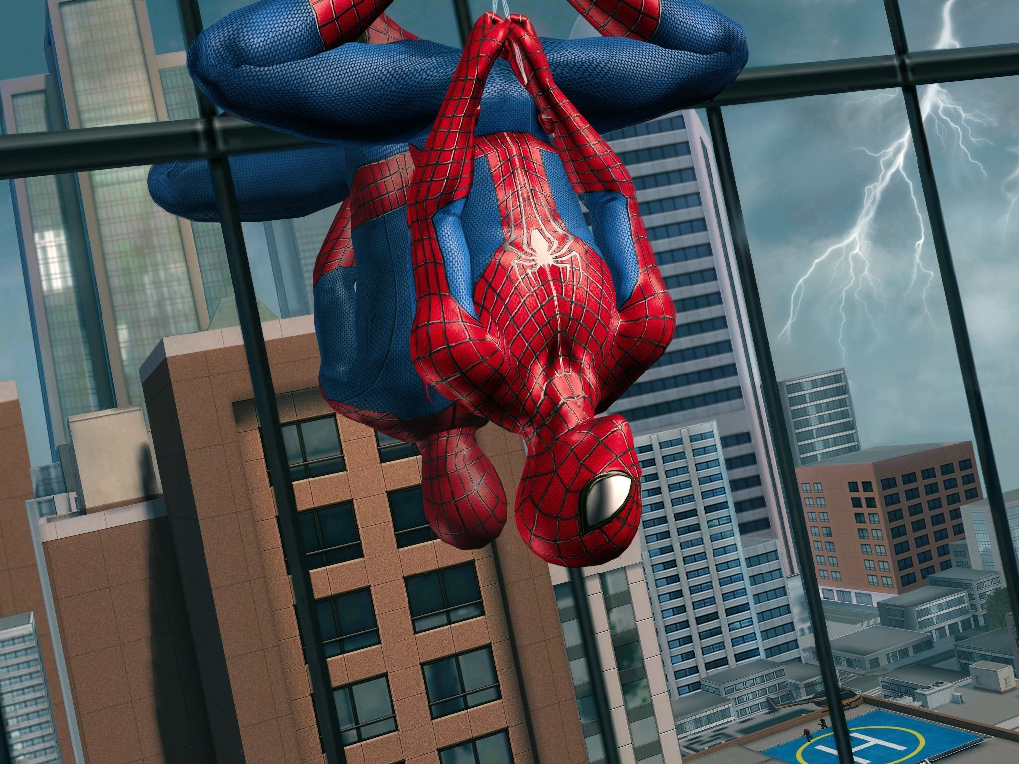 [Update] Our IAP sense is tingling: The Amazing Spider-Man 2 now out for iOS and Android