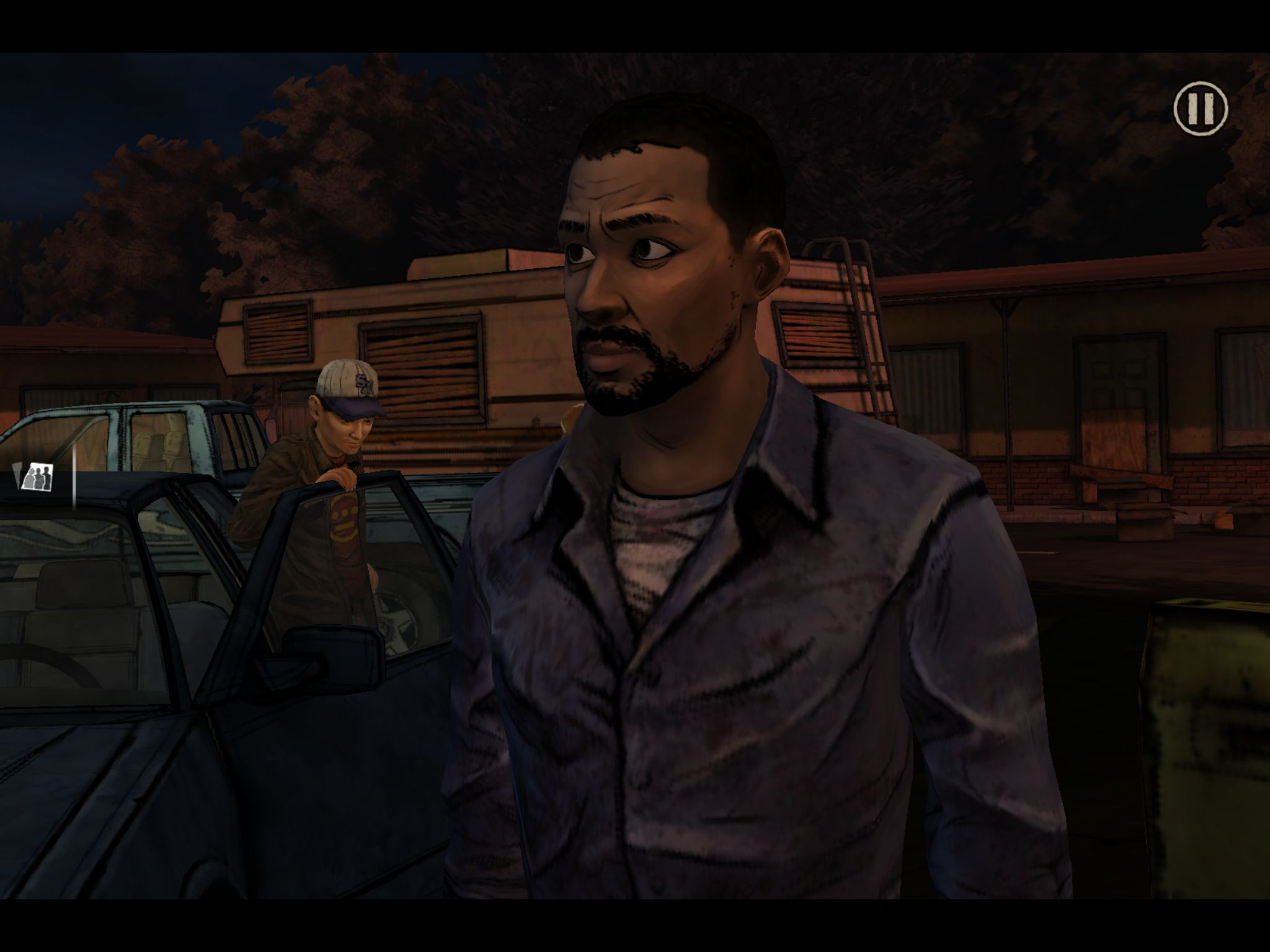 Season finale of The Walking Dead: The Game lurching onto iOS on November 21st