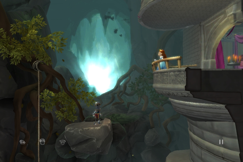 Sega and Double Fine confirm that Ron Gilbert's The Cave will drop anchor on iOS on October 3rd