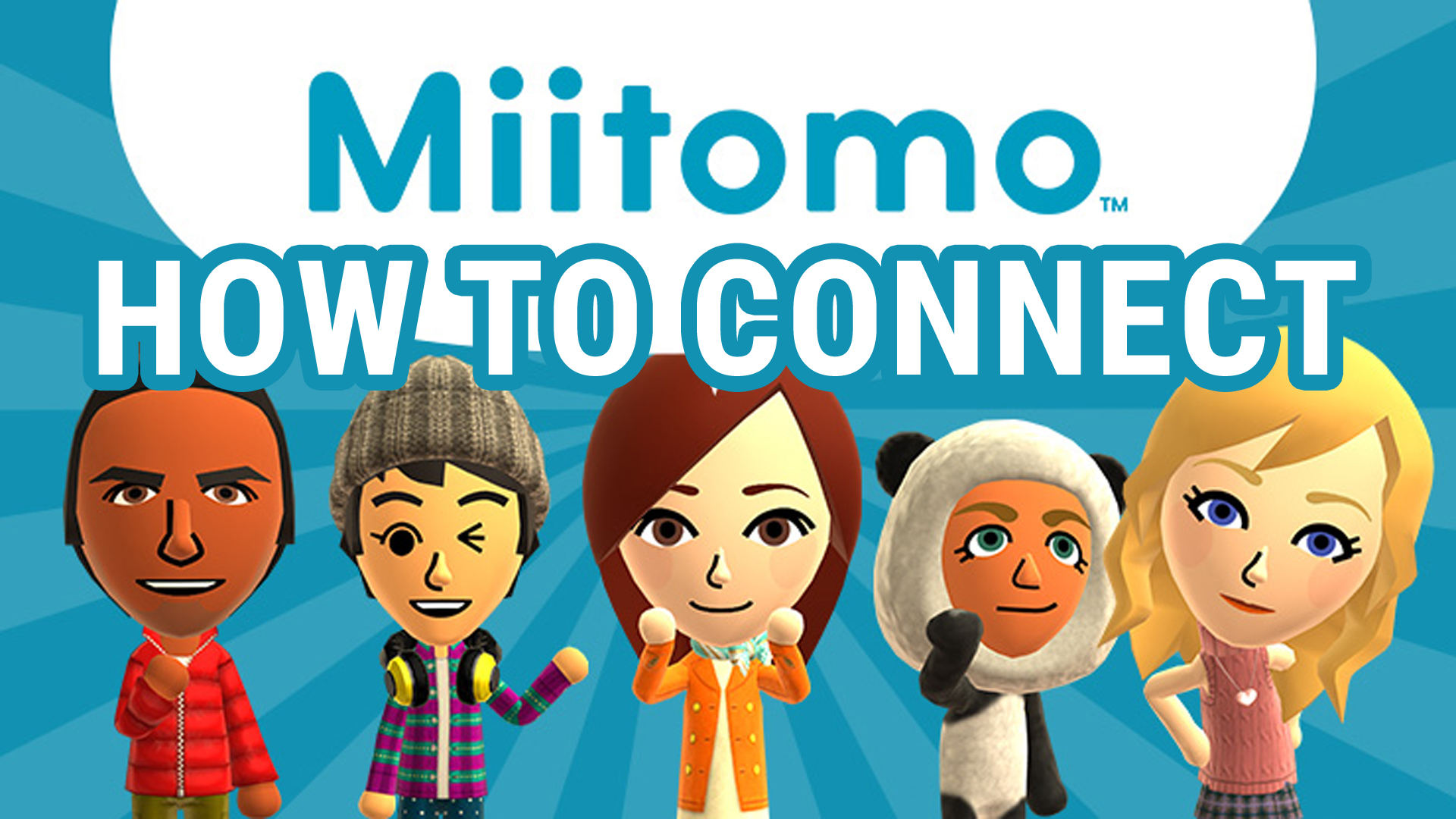 How to get started in Nintendo's Miitomo