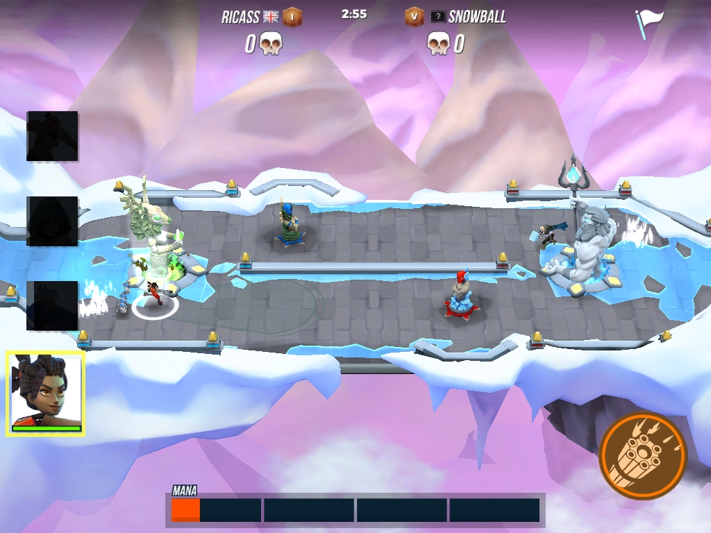 Titan Brawl review - Is this the next big mobile MOBA?