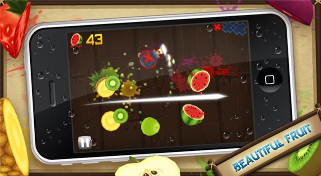 'Mega' update for iOS Fruit Ninja to arrive on May 24th