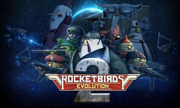 Action shooter Rocketbirds 2: Evolution gets messy on Playstation Vita on April 26th