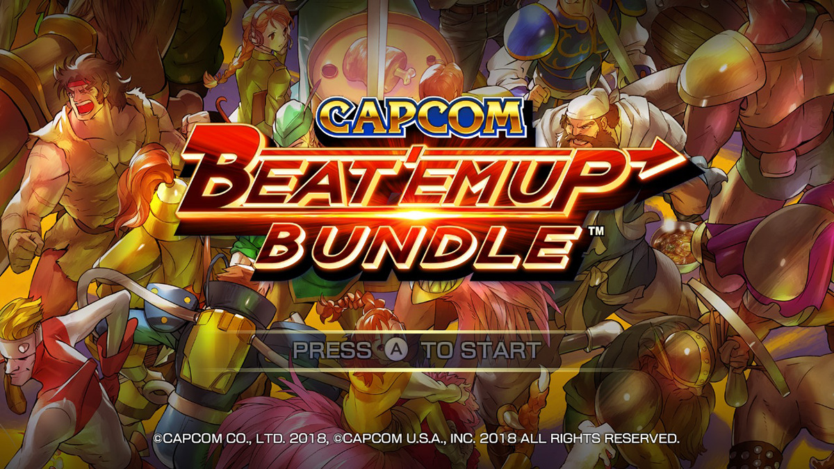 Capcom Beat 'Em Up Bundle icon