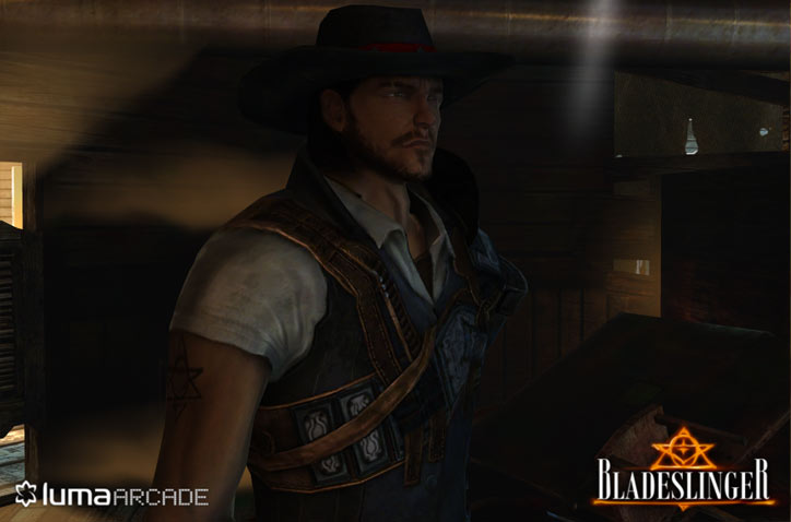 Red Dead Redemption meets Infinity Blade in Unity-powered Wild West sci-fi title Bladeslinger for iOS and Android