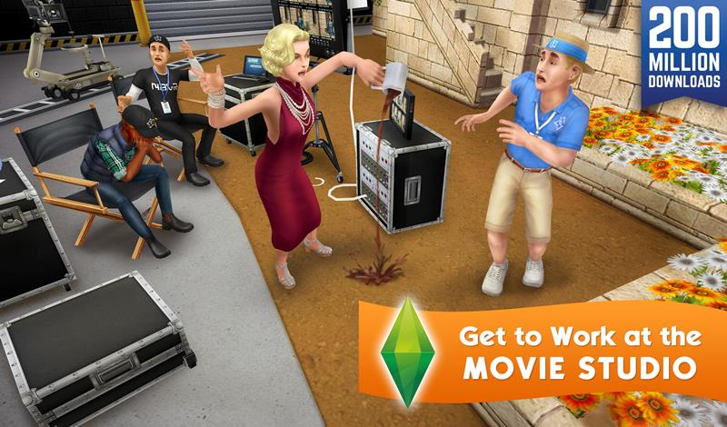 The Sims FreePlay launches an update perfect for the prima-donna inside all of us
