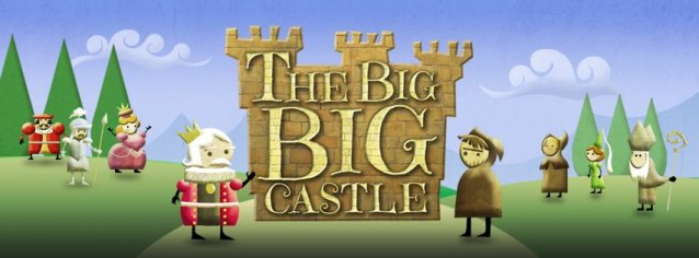 DeathSpank creators bring physics-based puzzler The Big Big Castle to iPad