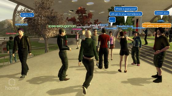 PlayStation Home to be accessible via PSP and mobile