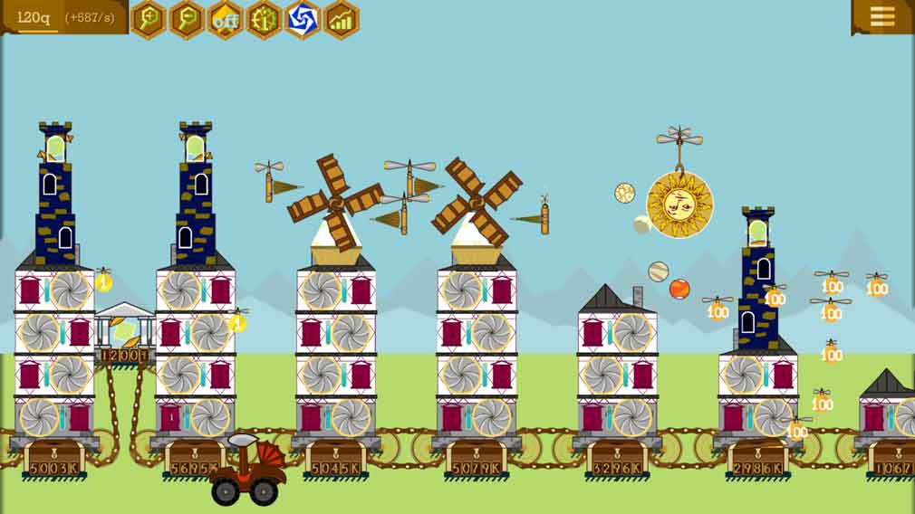 The madcap Steampunk Idle Spinner gets a whopping new update