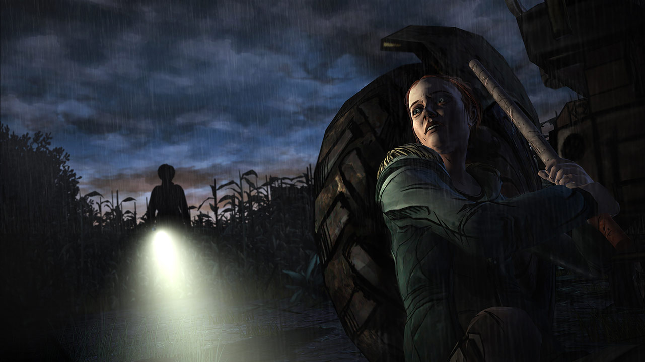 E3 2013: Telltale Games tells tale of what you can expect from The Walking Dead: 400 Days