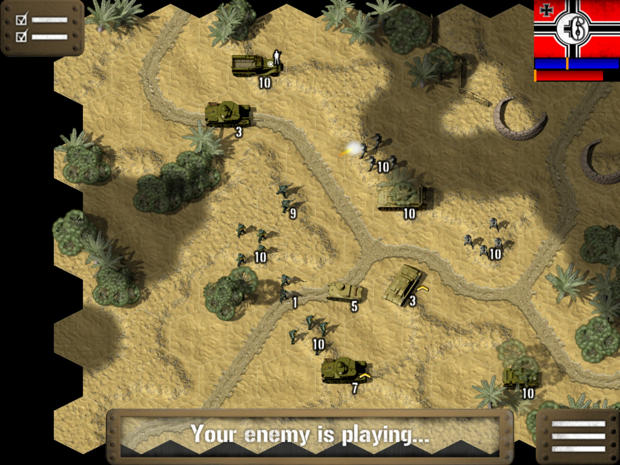 Tank Battle: North Africa | Articles | Pocket Gamer