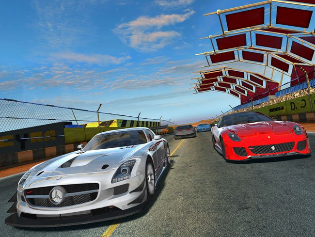 How to move up the grid in GT Racing 2 - hints and tips