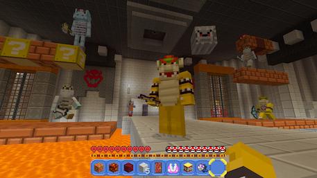 Minecraft: Nintendo Switch Edi
