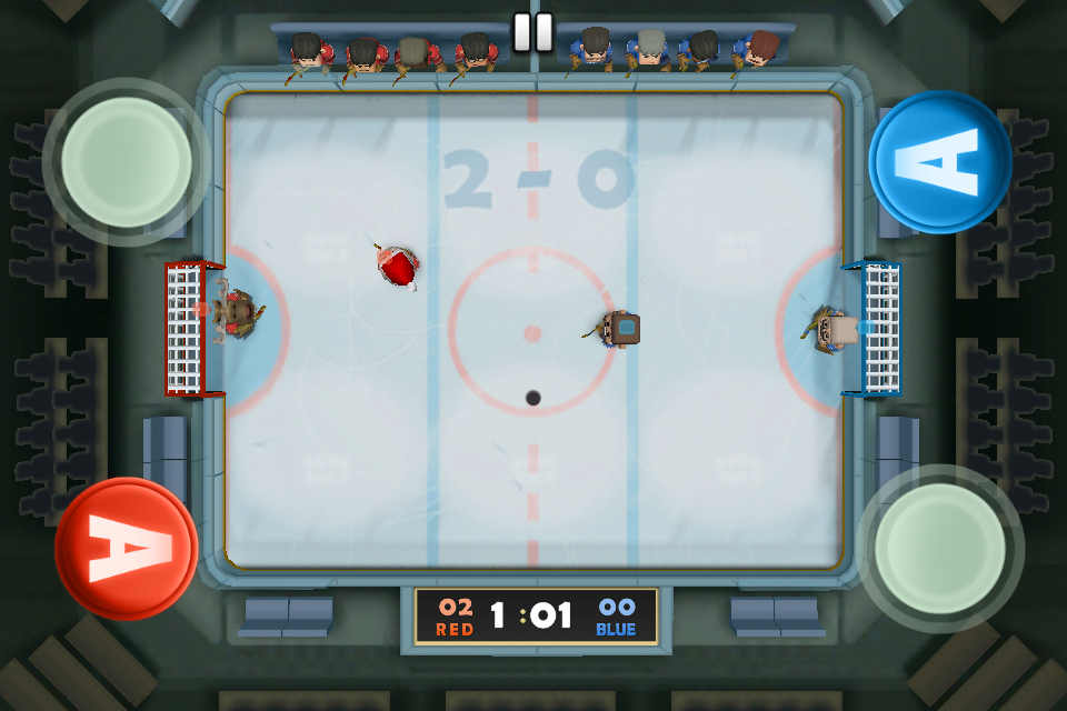 Award-winning iOS title Ice Rage skating onto Android later this year