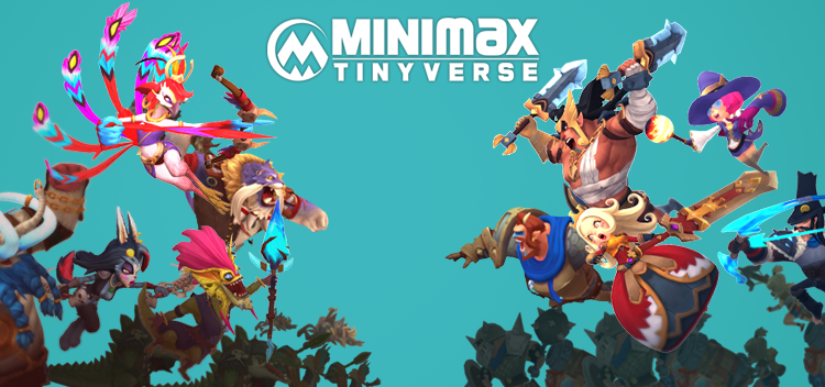 Acclaimed real-time chess game MINImax Tinyverse is now available for pre-order