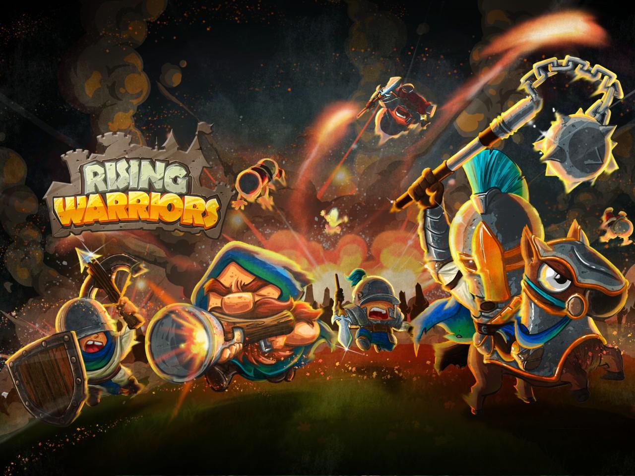 Rising Warriors' next huge, sandy update is due to go live next Thursday 1st September