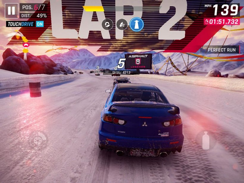 Asphalt 9: Legends cheats and tips - Earning gold credits and FAST