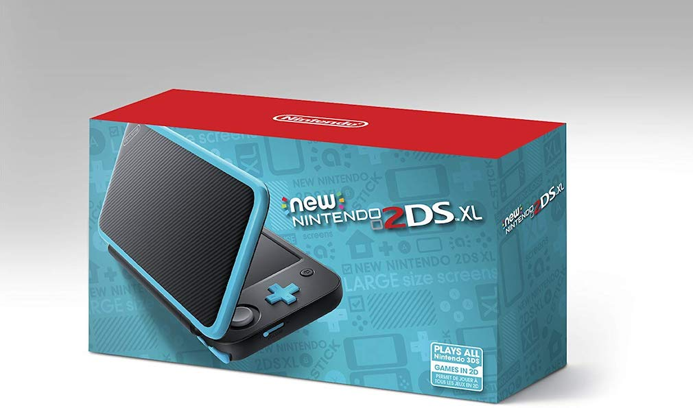 Amazon is matching Nintendo's 2DS XL deal this Cyber Monday