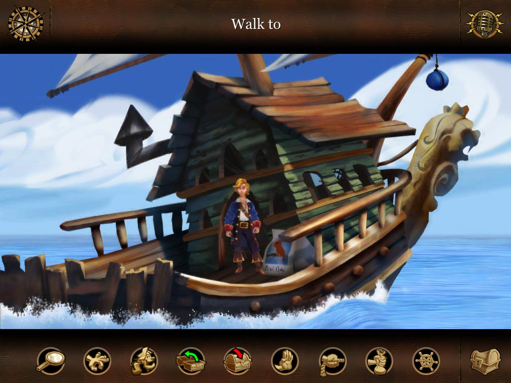 Fire sale makes Monkey Island 2 iPhone a steal